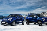 Fiat 500X e 500L Winter Edition