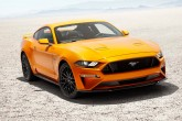 La Ford Mustang 2018