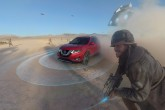 Battle Test: A Nissan 360-degree Virtual Reality Experience