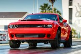 Dodge Challenger SRT Demon, la muscle car da 840 cv che impenna