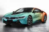 Garage Italia Customs e BMW i al Coachella Festival