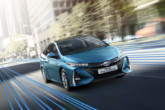 Toyota Prius Plug-in Hybrid World Green Car Award