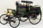 Arnold Benz 1896 Motor Carriage