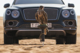 Bentley Bentayga, il kit per la falconeria di Mulliner