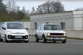 Volkswagen up! GTI e Golf I GTI