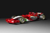 Alfa Romeo e McLaren in F1 - render By BNC Design