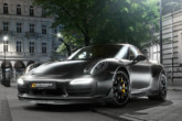 Porsche 911 Turbo S Dark Knight 1