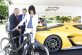 Parco Valentino, video e foto dall'evento dell'auto