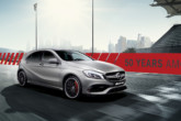Mercedes AMG A 45 4MATIC Edition 50