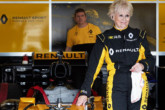 Rosemary Smith - 79 anni a bordo di una monoposto di Formula 1