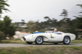 Ferrari a Pebble Beach, le foto più belle
