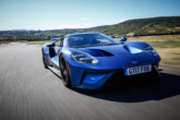 Ford performance Ford GT, Focus RS Track Edition e Mustang Shelby in azione