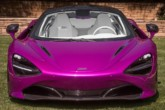 McLaren 720S by MSO fucsia a Pebble Beach