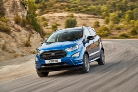 Ford Ecosport restyling