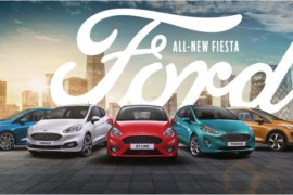 Nuova Ford Fiesta - Idea Ford