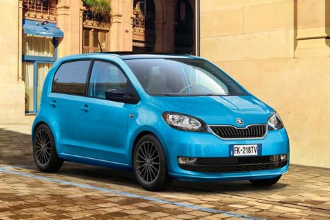Skoda Citigo Design Edition