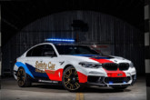 BMW M5 MotoGP Safety Car 5