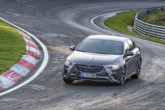 Opel Insignia GSi, performance speciale al Nurburgring