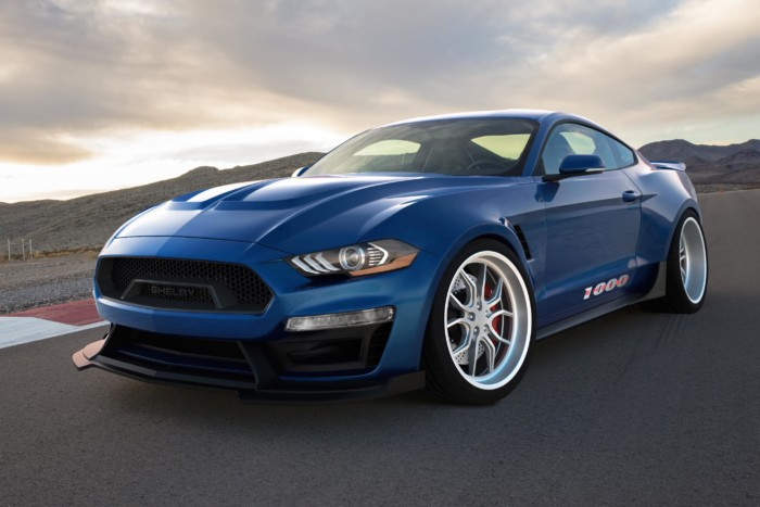 Ford Mustang Shelby 1000 Mille Cavalli Per La Muscle Car