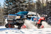 GMC Sierra 2500HD All Mountain Concept 1