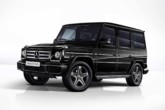 Mercedes Classe G Limited Edition,