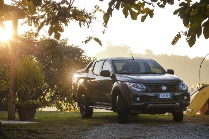 Fiat Fullback Cross: il pick-up diventa glamour