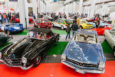 101 Cars, la storia dell'auto a Automotoretrò e Automotoracing