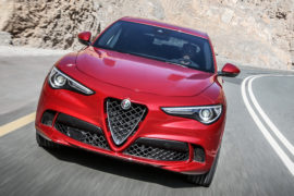 Alfa Romeo Stelvio Quadrifoglio premiato a Qatar Car Of The Year