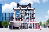 Alibaba Car Vending Machine