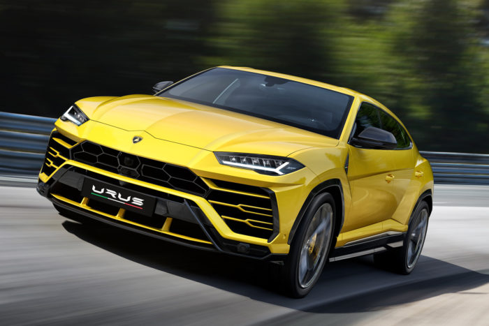 Lamborghini Urus, il video del Super Sport Utility Vehicle