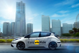 Nissan DeNA Easy Ride