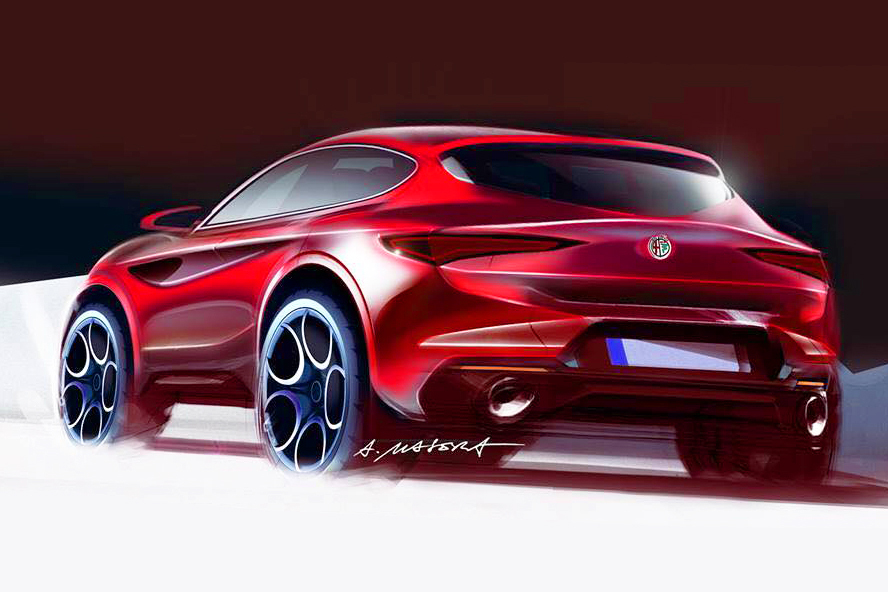 alfa romeo crossover giulietta la compatta si alza da terra qn motori. Black Bedroom Furniture Sets. Home Design Ideas