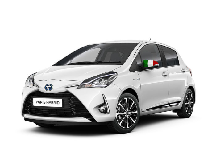 hybrid toyota team limited edition per yaris auris t s c hr e rav4 qn motori. Black Bedroom Furniture Sets. Home Design Ideas
