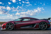 Koenigsegg Agera RS World Record 3