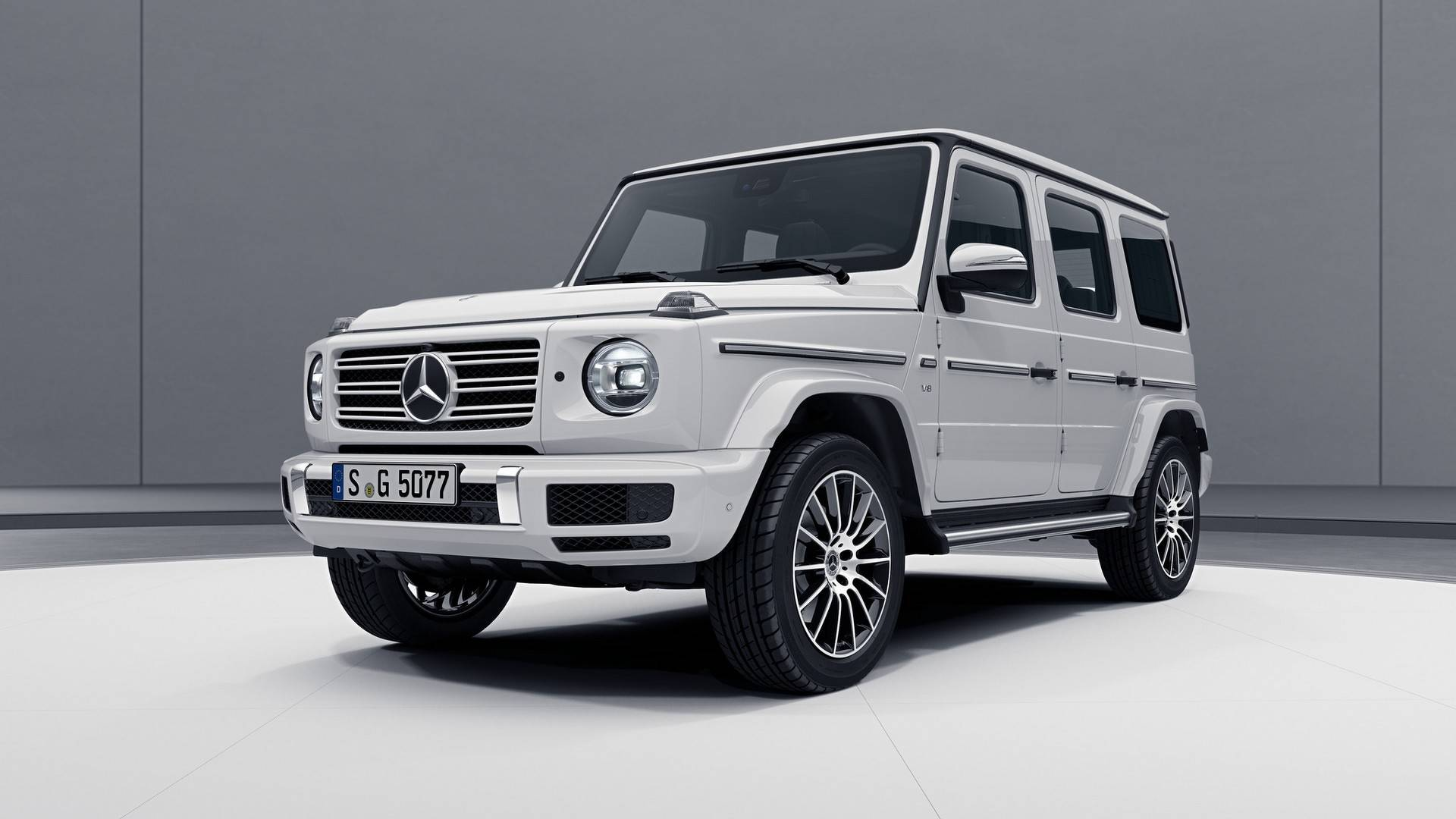Mercedes Classe G ecco le serie speciali AMG Line e Night Package