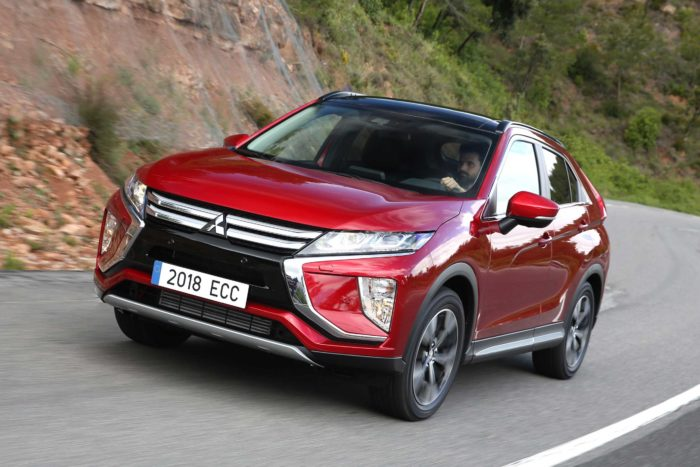 Mitsubishi Eclipse Cross, il SUV Coupé