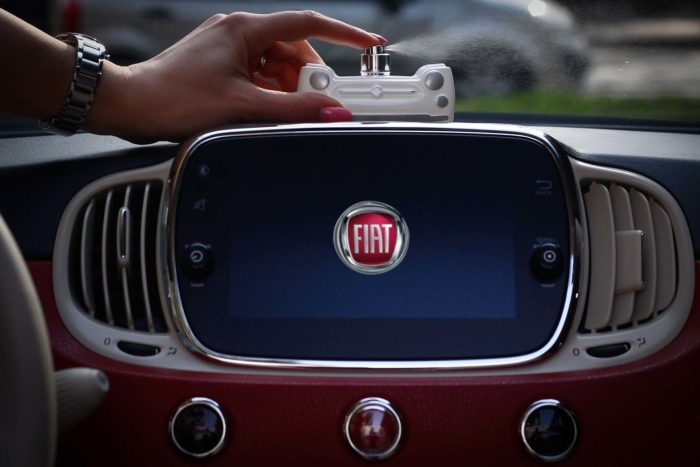 Fiat 500 Fragrances