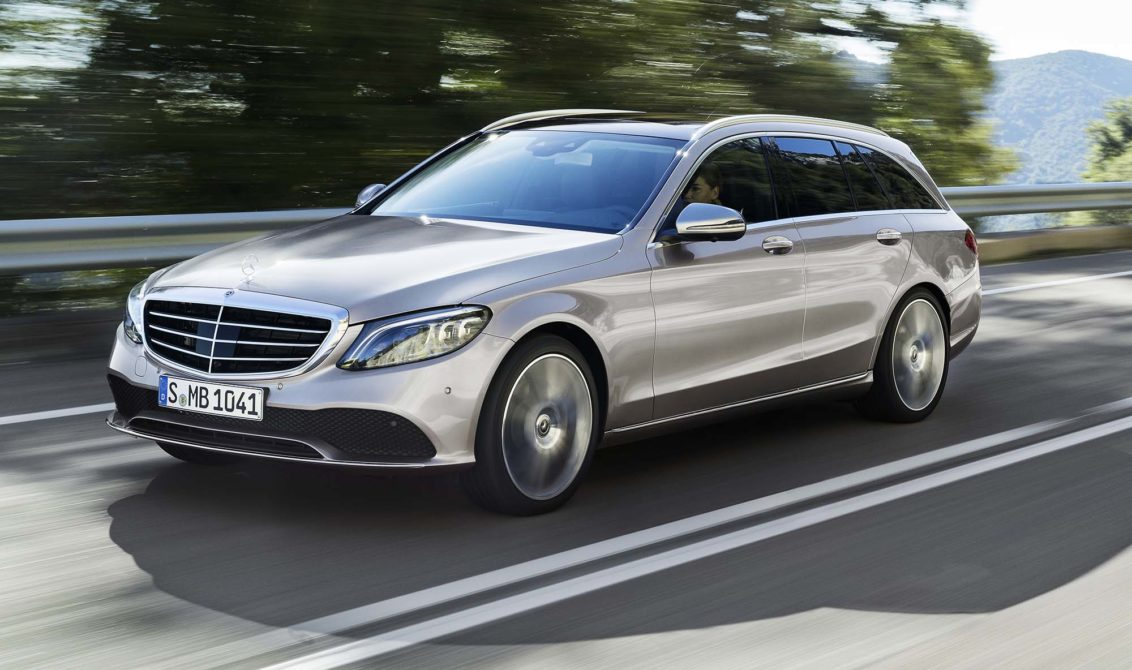 Mercedes Classe C restyling, il