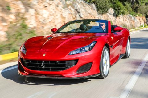 Portofino test, due Ferrari in un solo corpo: coupé e spider con 600 cv 15