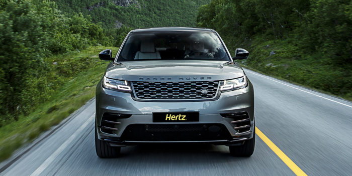 Hertz Collection - Range Rover Velar