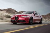 Alfa Romeo Nero Edizione package for 2.0L Giulia and Stelvio