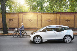 Car sharing - DriveNow_tree1