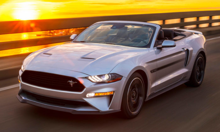 Ford Mustang GT California Special 2019 1