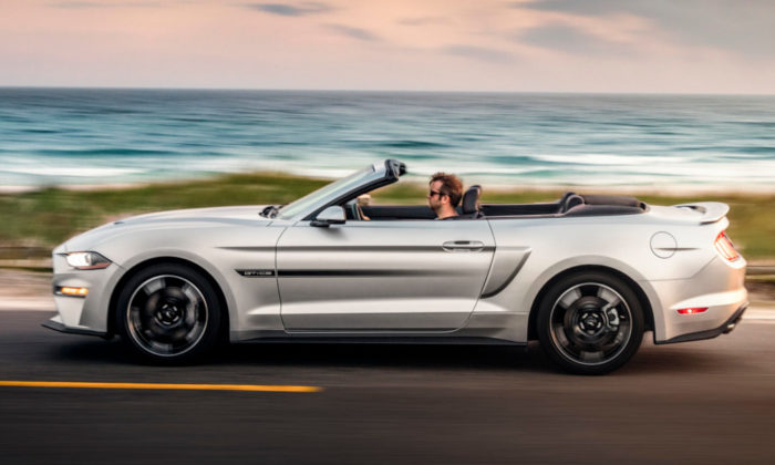 Ford Mustang GT California Special 2019 2