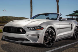 Ford Mustang GT California Special 2019 5