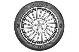 Goodyear Intelligent Tire - Eagle F1 Asymmetric 3
