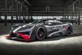Techrules Ren RS, hypercar cinese da 1300 cv con DNA italiano