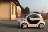 XEV LSEV auto elettrica stampata in 3D