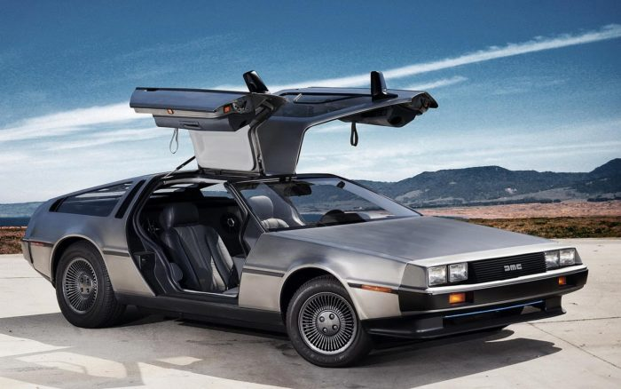 DeLorean DMC 12 - Giugiaro