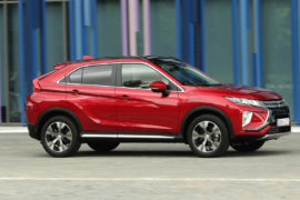 Fuel Bonus di 1.500 euro per chi acquista Mitsubishi Eclipse Cross